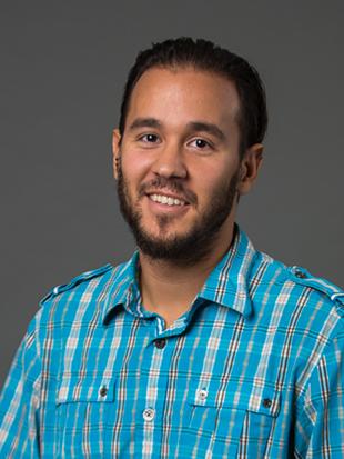 Headshot of Miguel Gonzalez