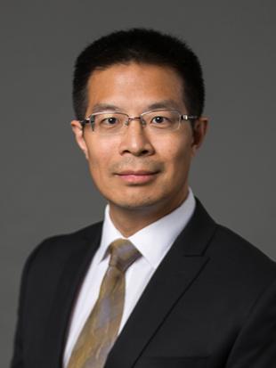 Headshot of Sheng Liu
