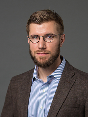 Headshot of Tristan Potter