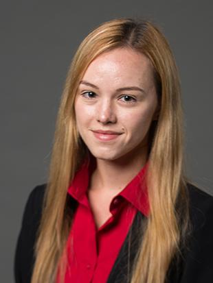 Headshot of Polina Skorova