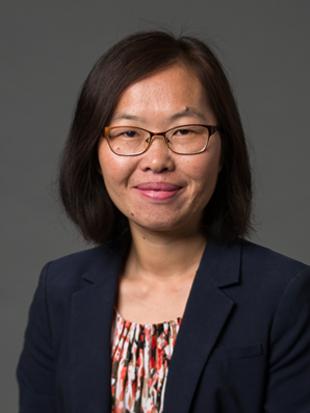 Headshot of Min Wang