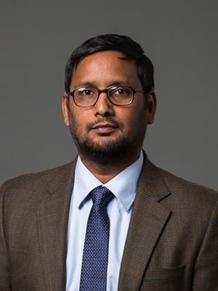 Headshot of Pramodkumar Yadav