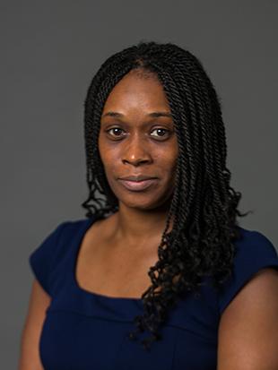 Headshot of Tamysha Harrell