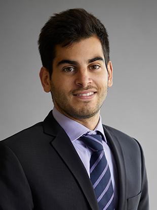 Headshot of Dimitrios Dionysopoulos