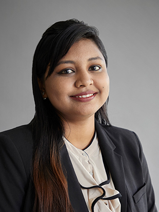 Headshot of Farchana Nusrat