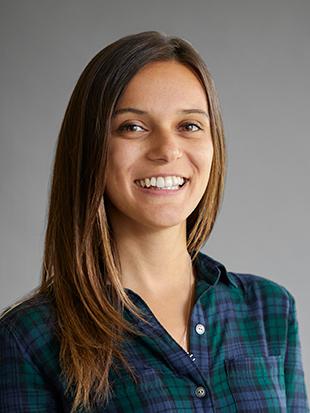 Headshot of Adeliada Mehmetaj