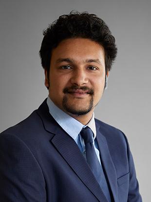 Headshot of Ishan Ghosh