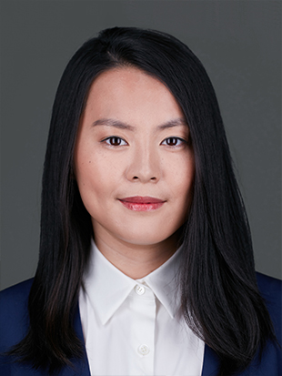 Headshot of Hongjun Ye