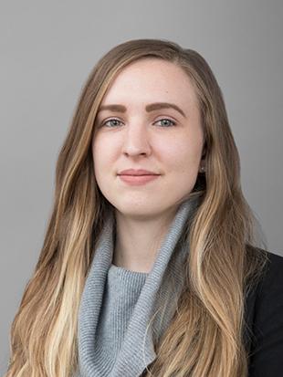 Headshot of Heather Lations