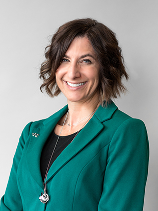 Headshot of Lisa DeLuca