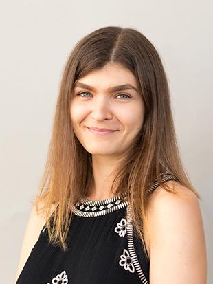 Headshot of Aleksandra Kirilakha