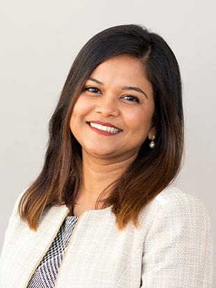 Headshot of Mithila Guha