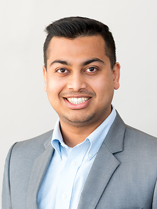 Headshot of Wahib Muhammad