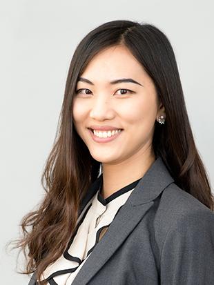 Headshot of Yuyun Zhong