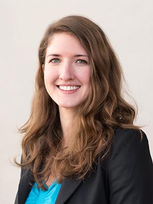 Headshot of Andrea Ridgley