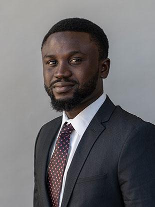 Headshot of Abdou Sakho