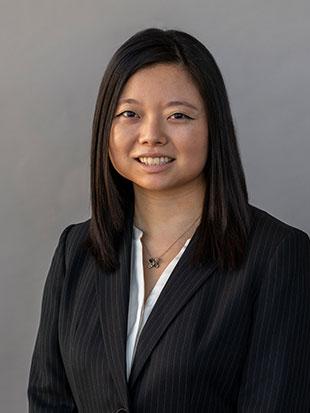 Headshot of Christina Wang