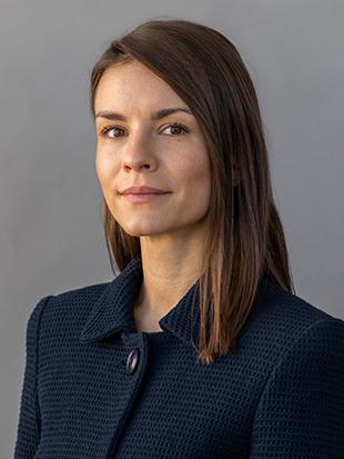 Headshot of Ina Hajdini