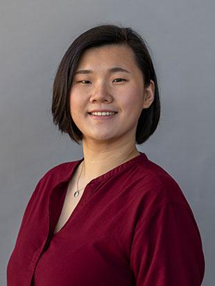Headshot of Yin Zhang