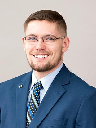 Headshot of Wesley Marshall