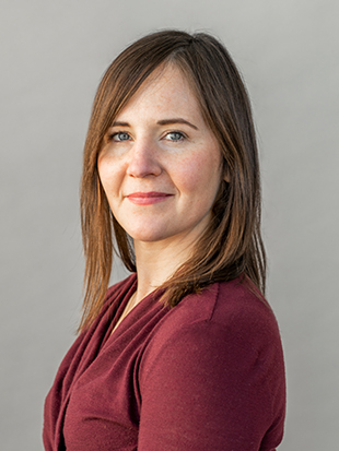 Headshot of Amy Weaver