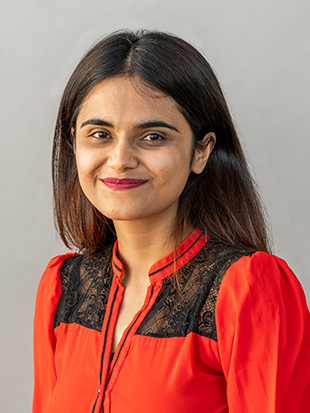 Headshot of Ankita Kulkarni