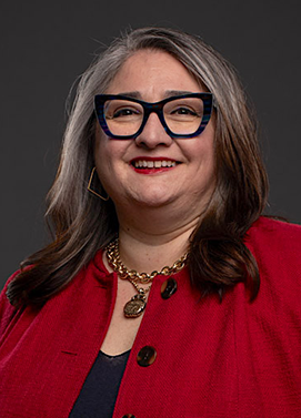 Headshot of Kristin Risi