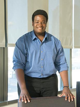 Headshot of Gilbert Kaddu