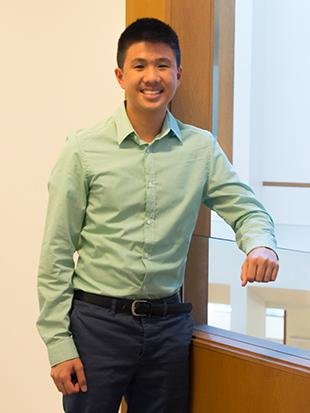 Headshot of Michael Lam