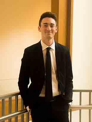 Headshot of Nathanael Ferrari