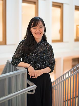 Headshot of Elizabeth Moriyama