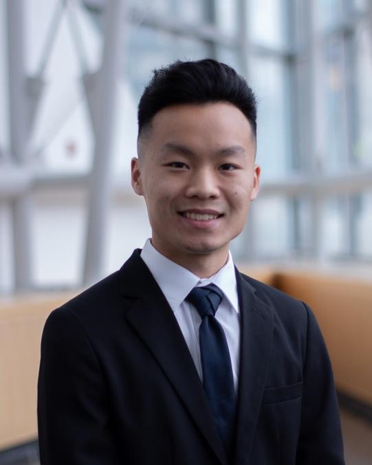 Headshot of Dylan Luong