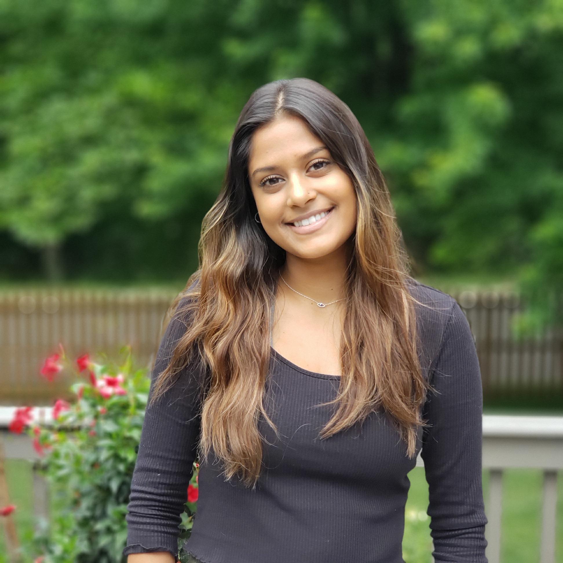 Headshot of Anvitha Challapalli