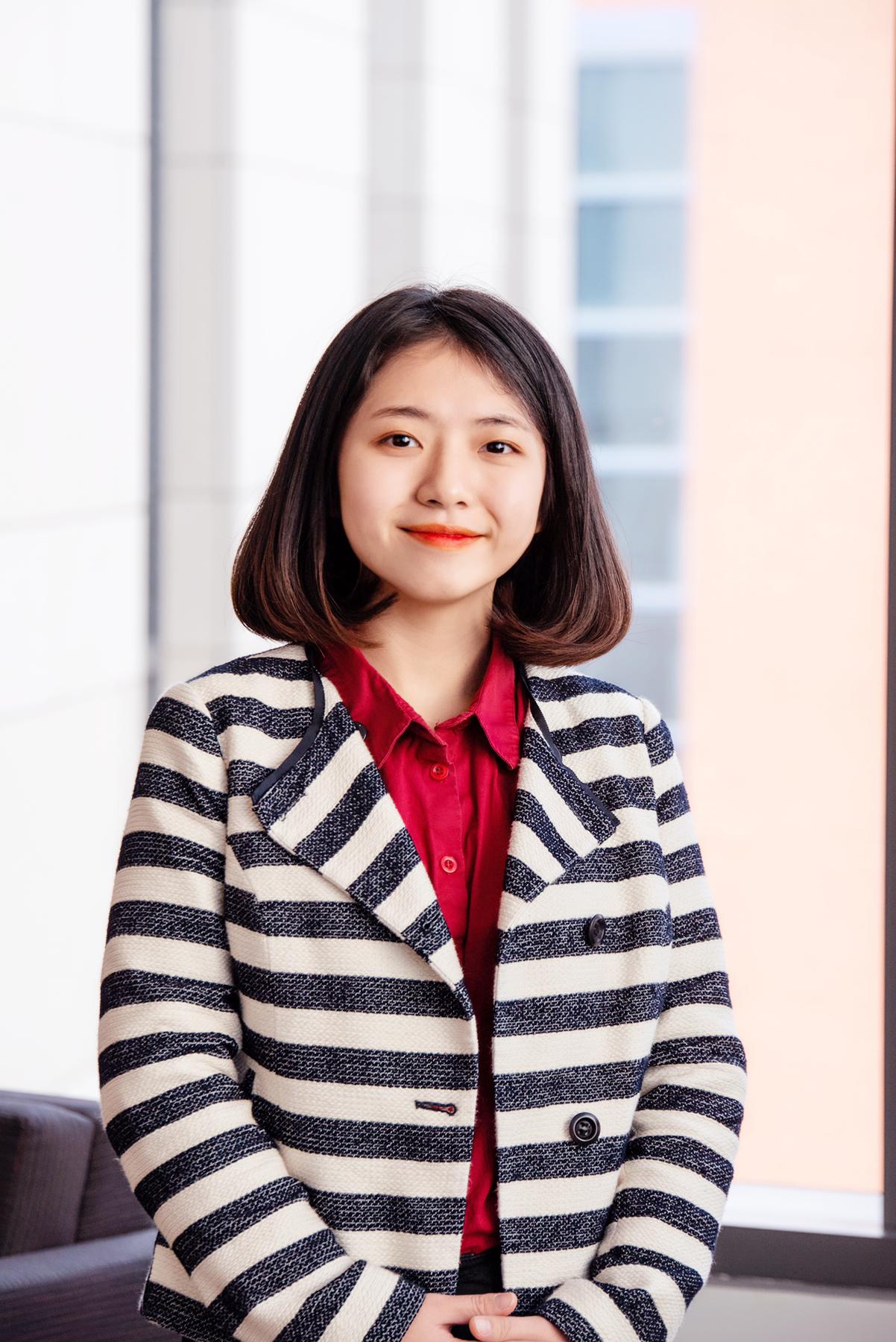 Headshot of Xiaoying Wu