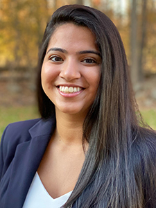 Headshot of Sanjana Suresh