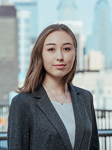 Headshot of Alina Semykina