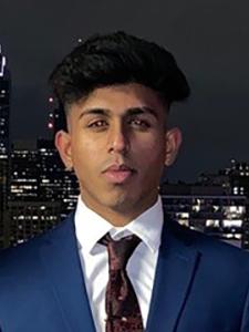 Headshot of Jasal Patel