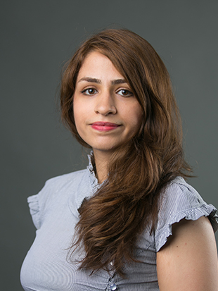 Headshot of Hoori Koopaei