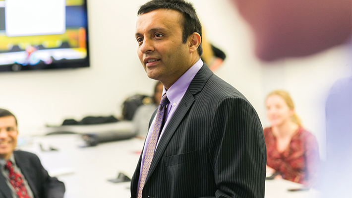 Samir Shah, LeBow College of Business