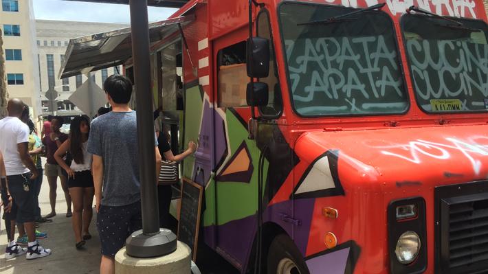 Philly Insider Phood Trucks Drexel Lebow