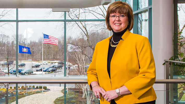Eileen McDonnell, LeBow's 2016 Business Leader of the Year