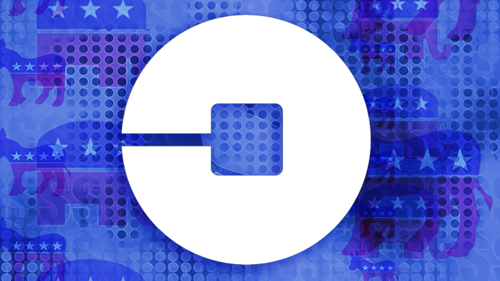 Uber Political Statement