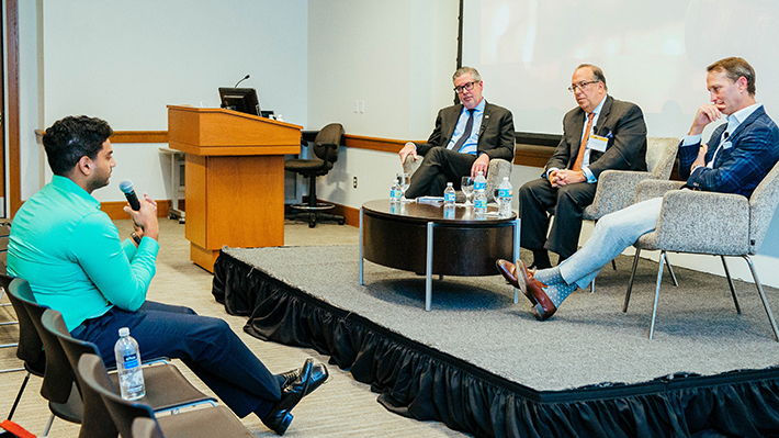 Art of Being a CFO Fireside Chat with President John Fry
