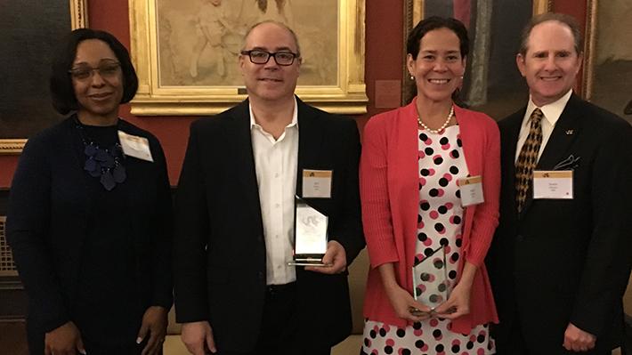 EMBA Alumni Award Ceremony 2016