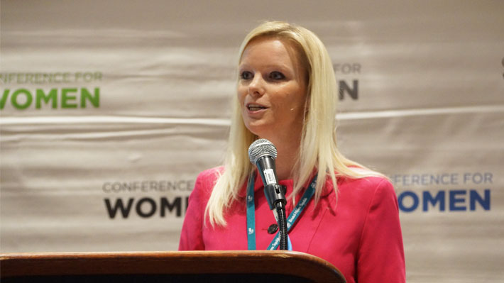 Alison Young ISL Executive Director