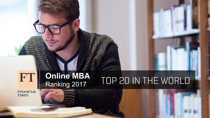 Financial Times Online MBA Ranking ranks LeBow MBA a top 20 program in the world