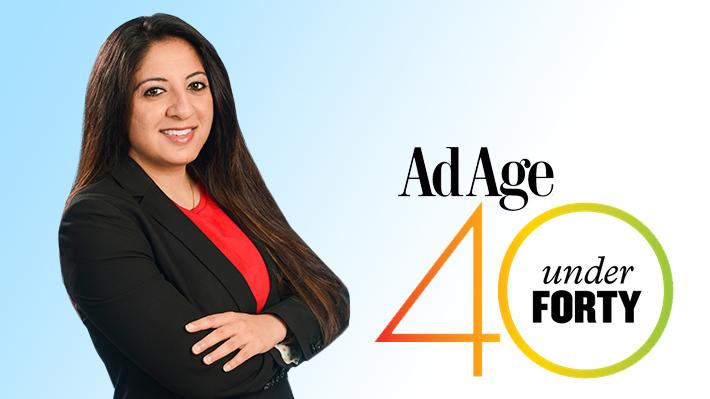 Shilpa Gadhok Ad Age 40 Under 40