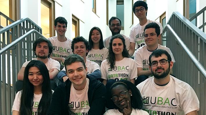 Undergrad Datathon Winners