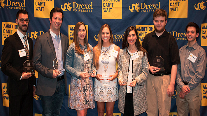 2017 Cooperative Education Award Winners