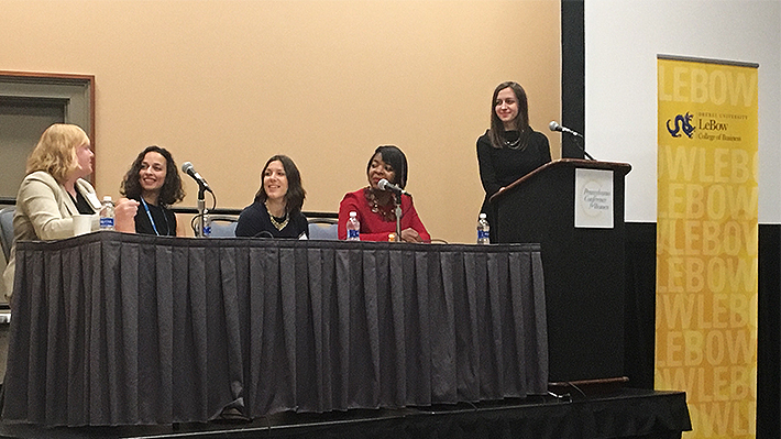 STEM Panel at Pennsylvania Conference for Women